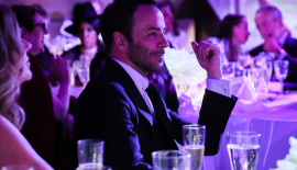 Dinner in celebration of: the TOM FORD AW16 Collections