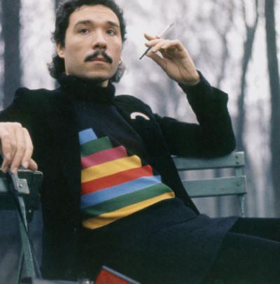 Antonio Lopez, Jardin du Luxembourg, Paris, 1971