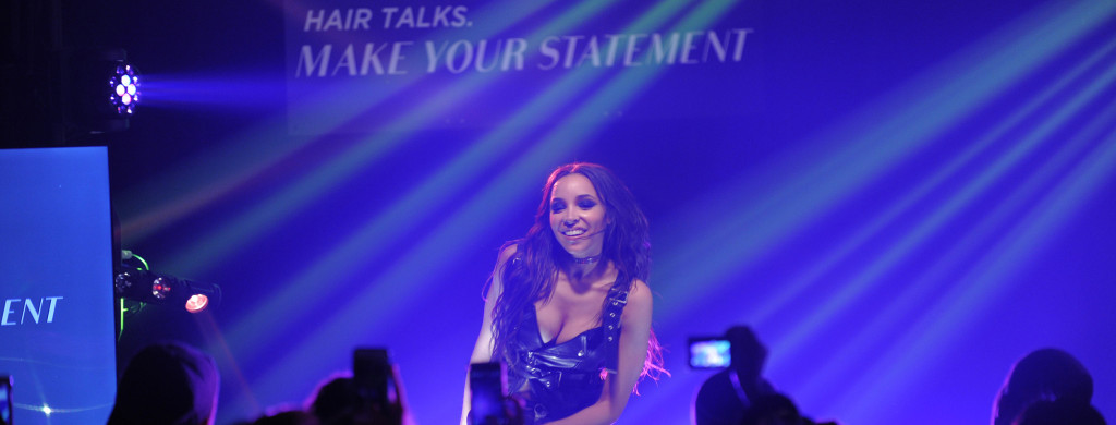 - New York, NY - 02/09/2017 - Tinashe serves up John Frieda Hair Care`s newest campaign #HairTalks in NYC. -PICTURED: Tinashe -PHOTO by: Michael Simon/startraksphoto.com -MS365165 Editorial - Rights Managed Image - Please contact www.startraksphoto.com for licensing fee Startraks Photo Startraks Photo New York, NY  For licensing please call 212-414-9464 or email sales@startraksphoto.com Image may not be published in any way that is or might be deemed defamatory, libelous, pornographic, or obscene. Please consult our sales department for any clarification or question you may have Startraks Photo reserves the right to pursue unauthorized users of this image. If you violate our intellectual property you may be liable for actual damages, loss of income, and profits you derive from the use of this image, and where appropriate, the cost of collection and/or statutory damages.