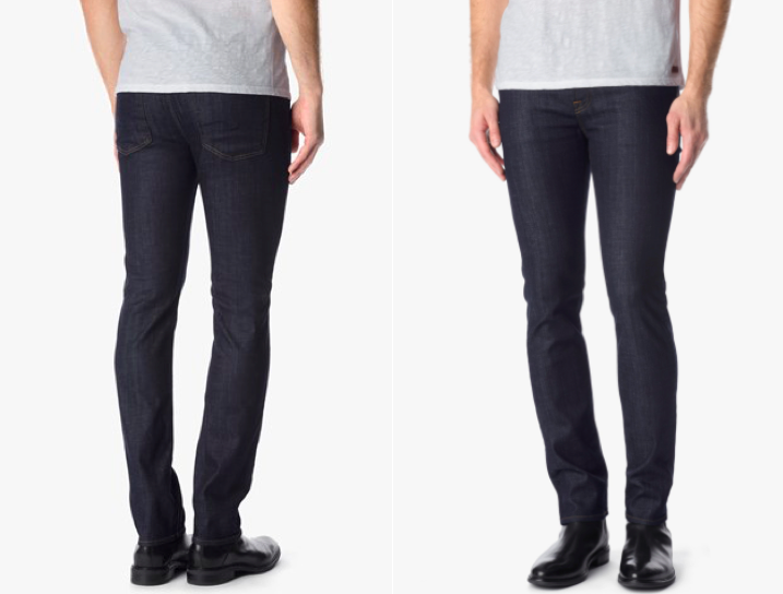 'Slim cut'. 7 For All Mankind