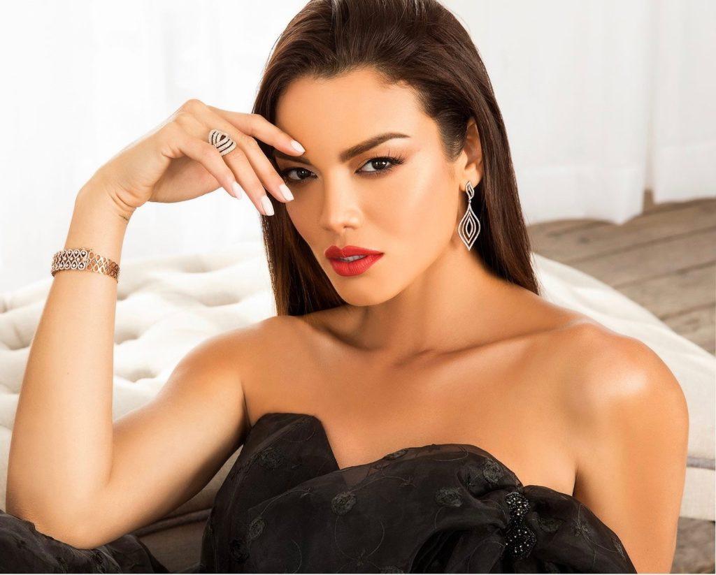 Zuleyka Rivera para Eravos