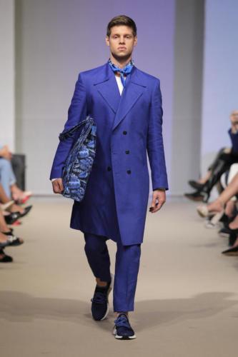Yirko Sivirich SS 2019 Moda Peruana